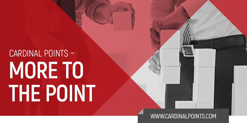 Cardinal Points Blog - More to the Point